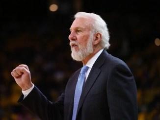 Gregg Popovich, San Antonio Spurs, NBA Draft