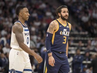 Jeff Teague, Minnesota Timberwolves, NBA, Ricky Rubio, Utah Jazz
