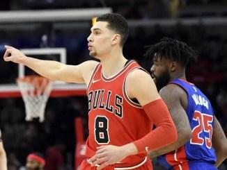 Bulls, NBA, Zach LaVine, Knicks, Nets