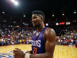 DeAndre Ayton, NBA, Phoenix Suns