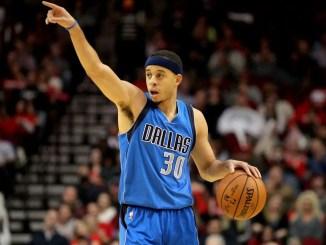 Seth Curry, Portland Trail Blazers, NBA.