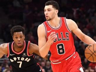 Zach Lavine, Chicago Bulls, NBA