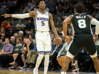 De'Aaron Fox, Sacramento Kings, NBA