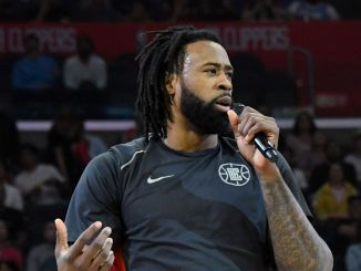 Dallas Mavericks, DeAndre Jordan, NBA