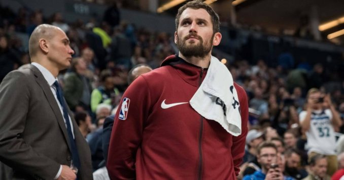 Kevin Love, Cleveland Cavaliers