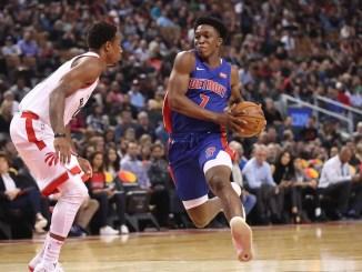 Detroit Pistons, NBA, Stanley Johnson