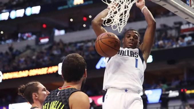 Dallas Mavericks, Dennis Smith Jr., NBA