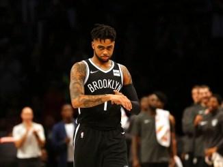 Brooklyn Nets, D'Angelo Russell, NBA