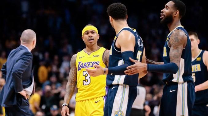 Isaiah Thomas, Los Angeles Lakers, NBA