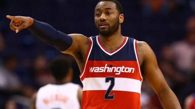 John Wall, NBA, Washington Wizards