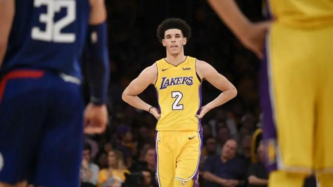 4ea51ba3a27 Los Angeles Lakers: 3 Reasons Why Trading Lonzo Ball Makes Sense