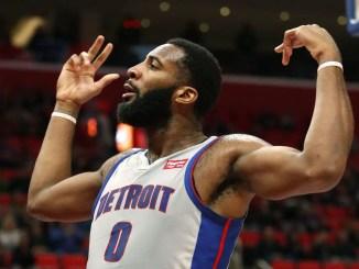 Andre Drummond, Detroit Pistons, NBA