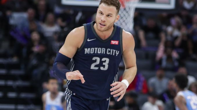Blake Griffin, Detroit Pistons, NBA Trade Rumors, Knicks, Portland Trail Blazers, Timberwolves, Warriors, Hornets, Mavericks, Thunder
