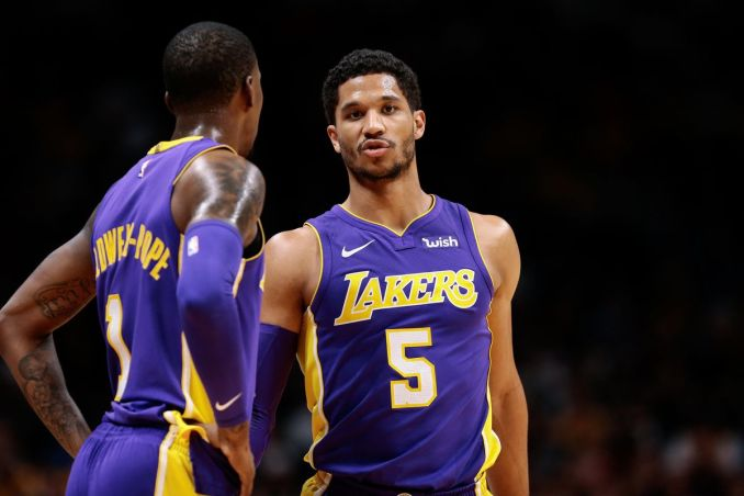 new arrival 64e7c 49f5c Los Angeles Lakers: 3 Reasons Why Josh Hart Should Start