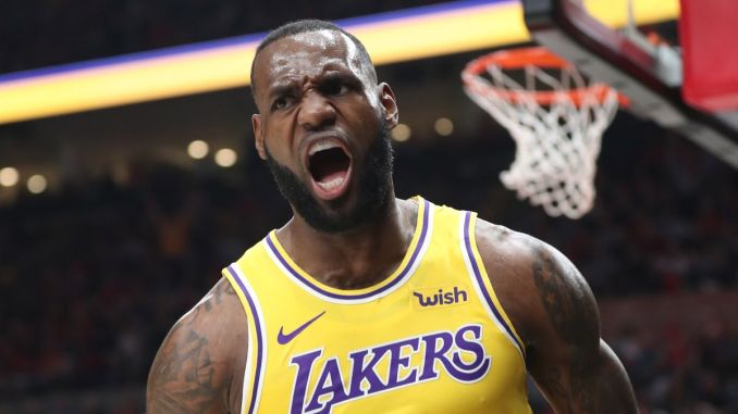 7e94bb016905 Los Angeles Lakers  Trading LeBron James Should Be On The Table