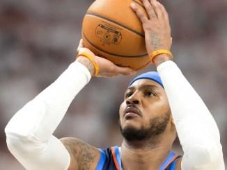 Carmelo Anthony, Houston Rockets