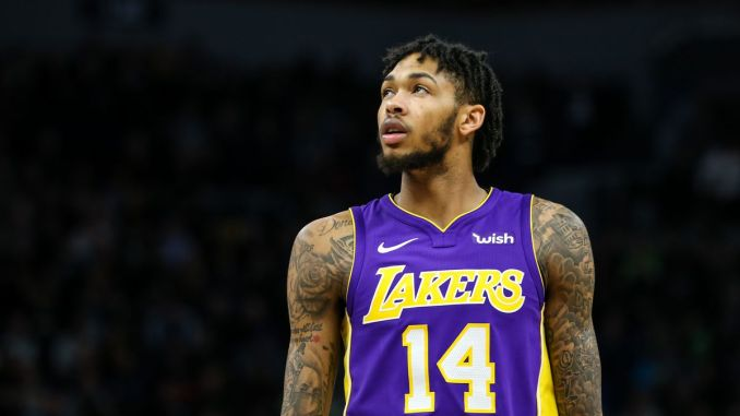 official photos 03cb4 a9d80 Los Angeles Lakers: Brandon Ingram Will Prove That Paul ...