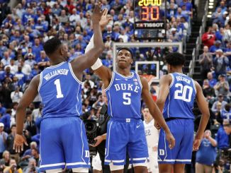 R.J. Barrett, Zion Williamson, Duke Blue Devils, NBA