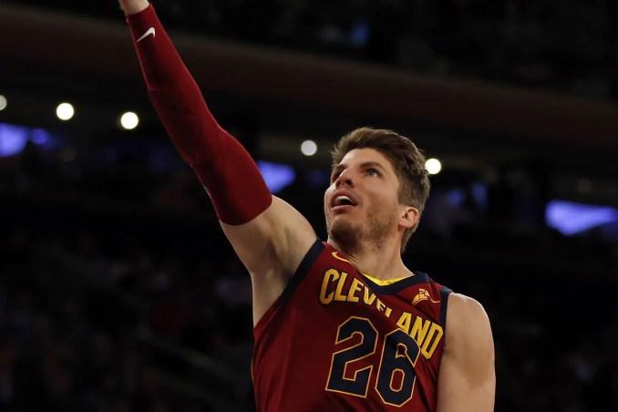 Kyle Korver, Cleveland Cavaliers