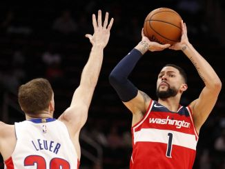 Washington Wizards, Austin Rivers, Detroit Pistons, Jon Leuer, NBA