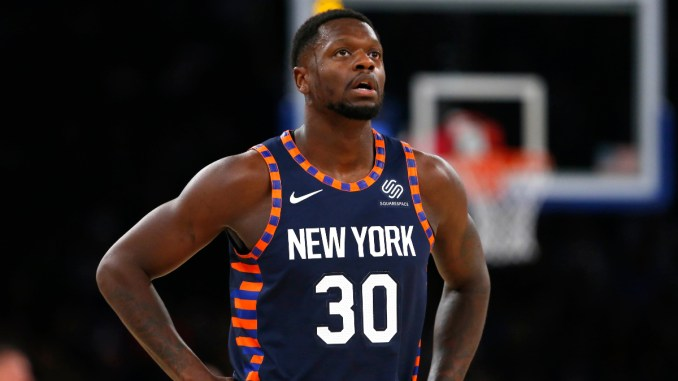 Image result for julius randle 2020""