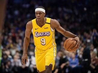 Lakers, Rajon Rondo