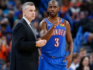 Thunder, Chris Paul