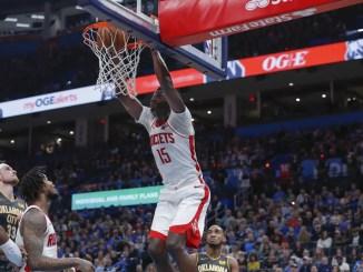 Rockets, Clint Capela, Celtics, Atlanta Hawks, Charlotte Hornets, NBA Rumors