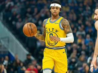 Warriors, D'Angelo Russell, Timberwolves