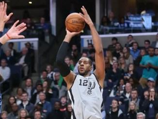 LaMarcus Aldridge, Spurs, Pacers