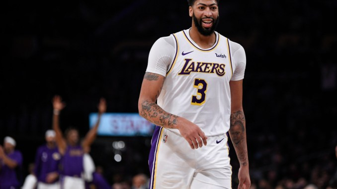 Lakers News Markieff Morris Calls Anthony Davis Best Player In The World