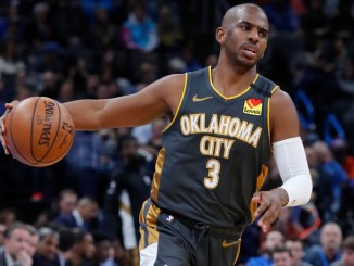 Chris Paul, Oklahoma City Thunder, Phoenix Suns, Pacers, Lakers