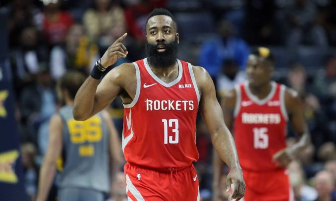NBA Rumors: Best trade Nets could offer Rockets for James ...