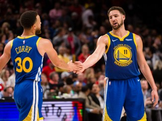 Warriors, Stephen Curry, Klay Thompson