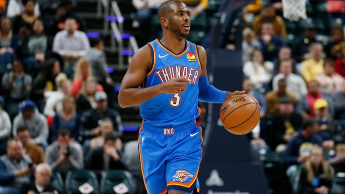 Thunder, Chris Paul, Knicks, Bucks, NBA Trade Rumors