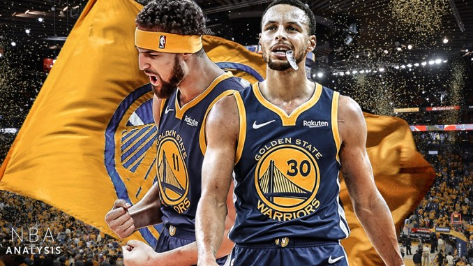 Stephen Curry, Klay Thompson, Warriors