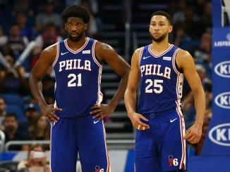 Philadelphia 76ers, Ben Simmons, Joel Embiid