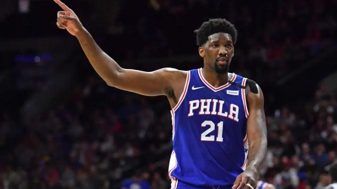 Joel Embiid, 76ers, Nets, NBA Trade Rumors, Rockets, Jazz