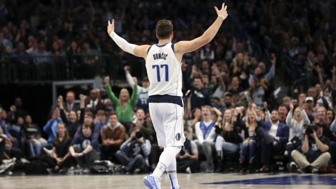 Luka Doncic, Kristaps Porzingis, Dallas Mavericks, NBA Rumors