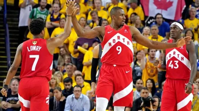 Toronto Raptors, Serge Ibaka, Rockets