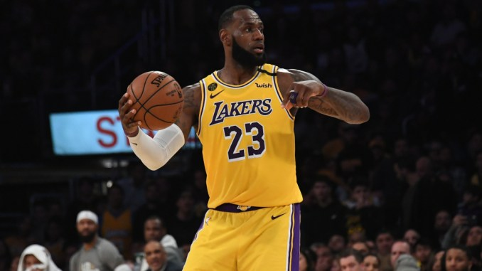 Lakers, LeBron James, Anthony Davis