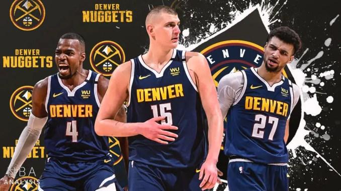 Denver Nuggets, Nikola Jokic, Paul Millsap, Jamal Murray