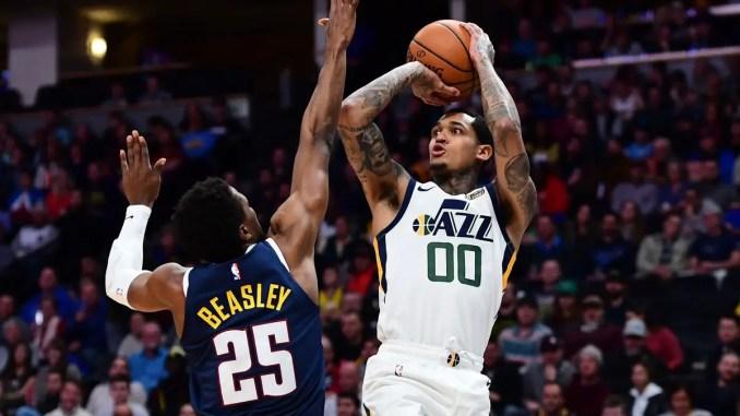 Utah Jazz, Jordan Clarkson, NBA Rumors, Anthony Davis, Los angeles Lakers