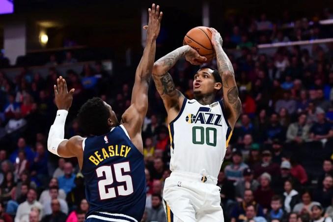 Utah Jazz, Jordan Clarkson