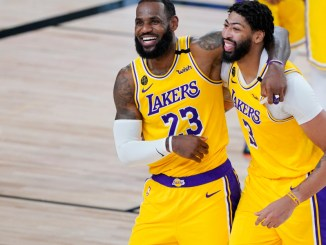 Los Angeles Lakers, Anthony Davis, LeBron James, NBA Rumors, Serge Ibaka, Evan Fournier, Orlando Magic, Atlanta Hawks, John Collins, Memphis Grizzlies, De'Anthony Melton