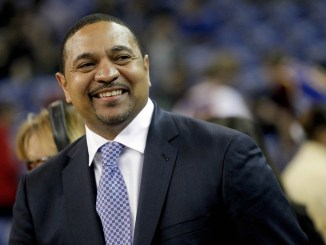 Mark Jackson, Pacers