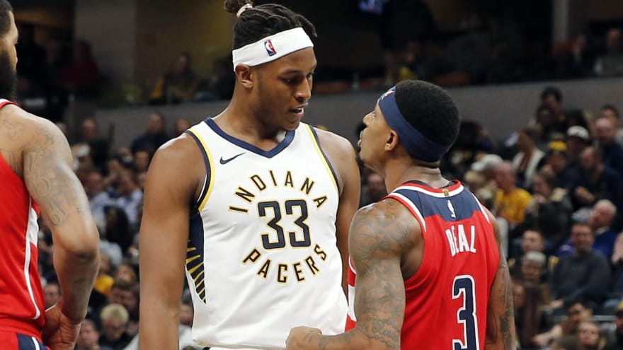 NBA Rumors: This Pacers-Wizards trade is focused on Myles Turner - NBA Analysis Network