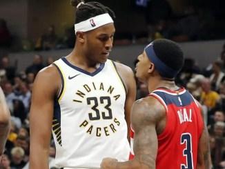 Myles Turner, Pacers, Mavericks, NBA Rumors