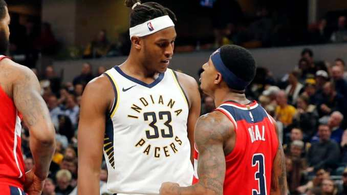 Myles Turner, Pacers, Mavericks, NBA Rumors