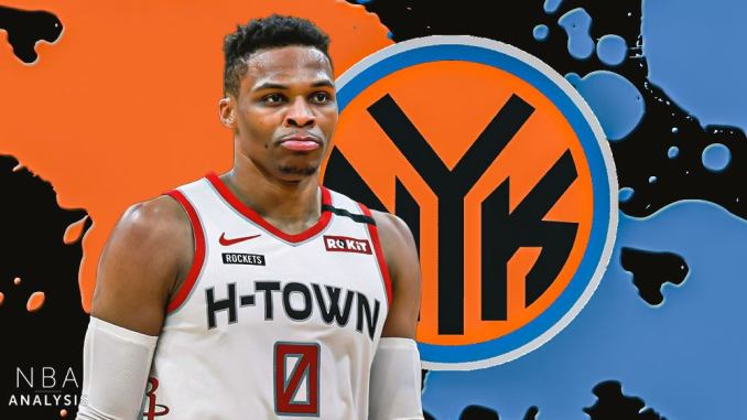 Russell Westbrook, Knicks, Houston Rockets, NBA Rumors